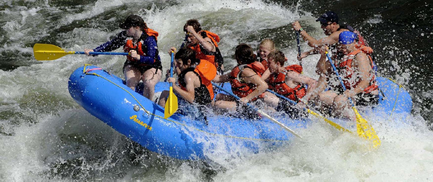Sasana Tours and Safaris - White Water Rafting - Zimbabwe Tours and Safaris
